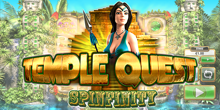 Temple Quest Spinfinity Slot Thor Slots