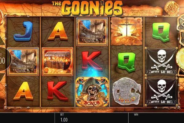 The Goonie Slots Reels