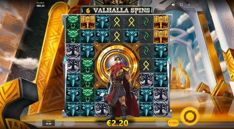Thor's Lightning Slot Game