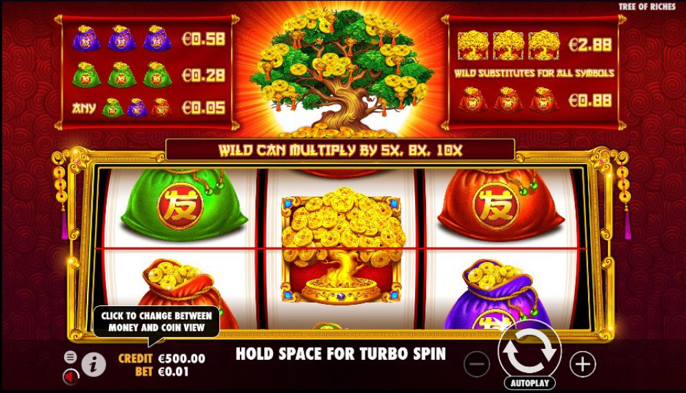 tree of riches gameplay