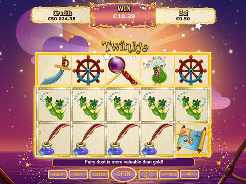 Twinkle Slot Game