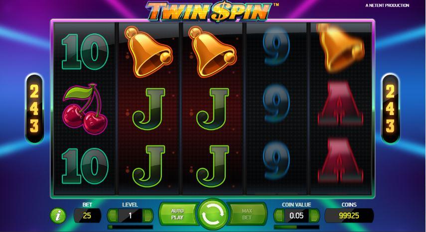 Twin Spins Slots Thor Slots