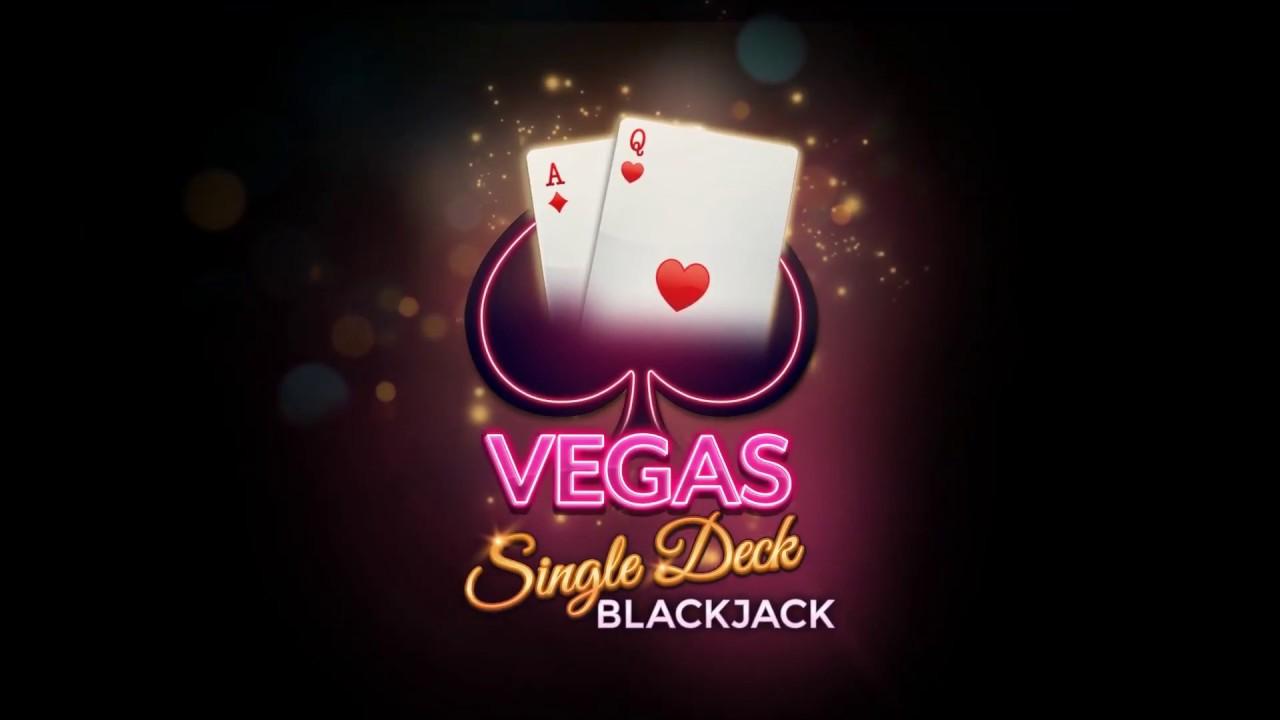 Vegas Single Deck Blackjack Thor Slots