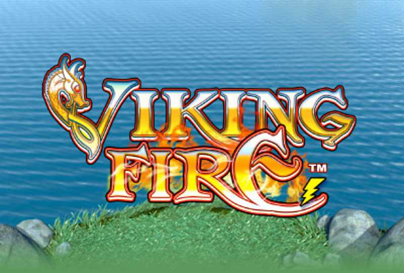 Viking Fire casino logo