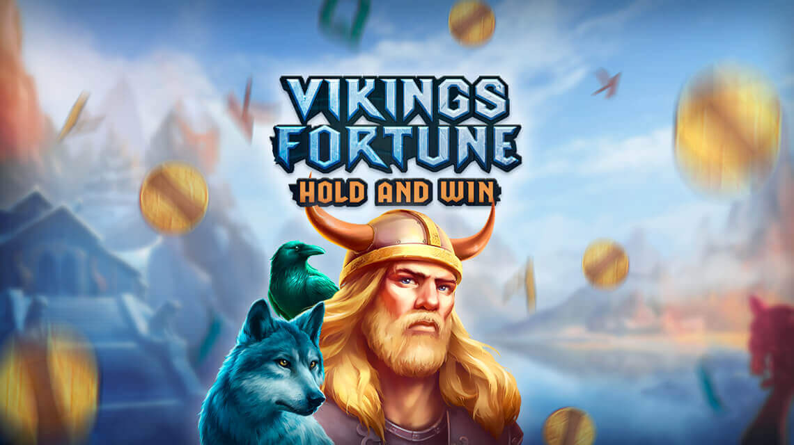 Vikings Fortune: Hold and Win Slot Thor Slots