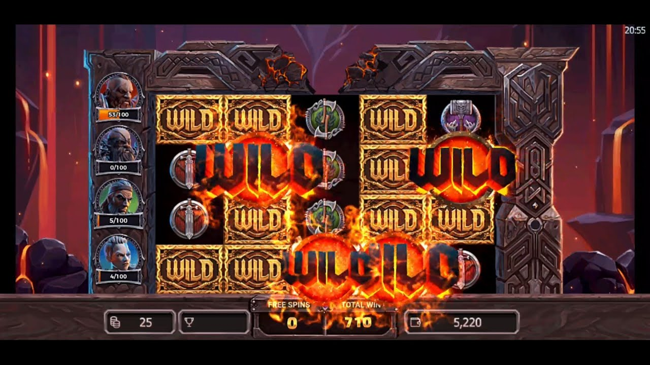 Vikings go to Hell Free Slots