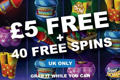 free no deposit spins