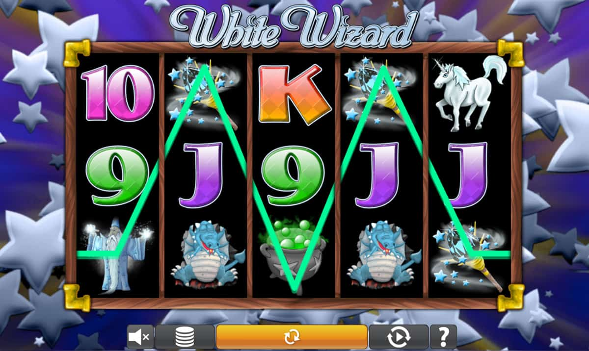 White Wizard Gameplay 2