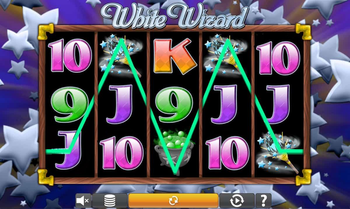 White Wizard Gameplay 2