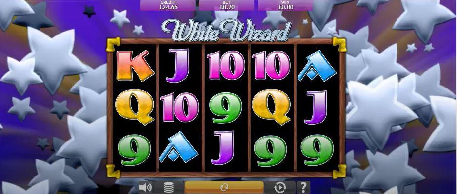 White Wizard Screenshot