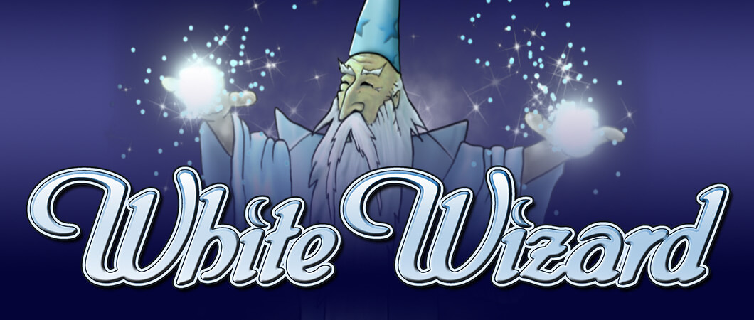 White Wizard Logo