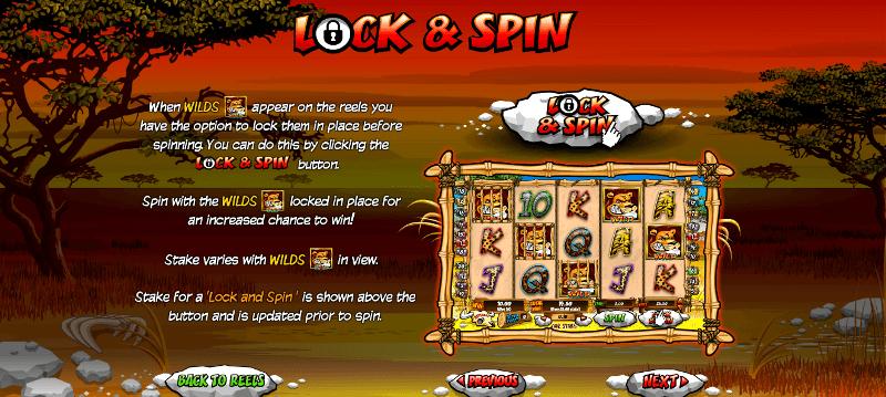 Wild Gambler Slot Bonus Features
