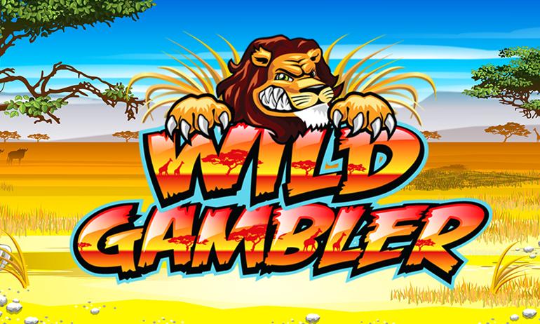 Wild Gambler Slot Logo Thor Slots