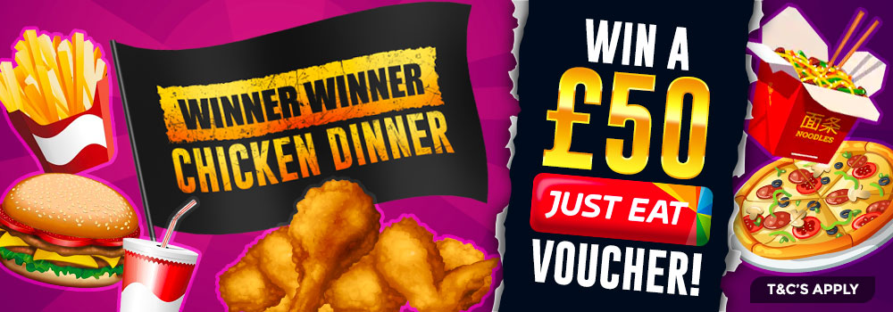 JustEat offer thorslots
